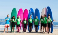 Junior Surf Camp Moliets