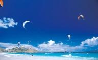 Kite/wind surfen Kaapverdie