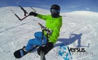 Snowkite trip Noorwegen
