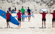 Junior Surf Camp Zarauts