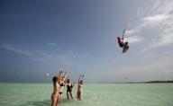 Kitesurf reis Zanzibar