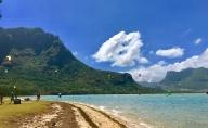 Kitesurfers dream trip Mauritius