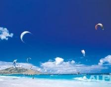 Topdeal Kite/wind surfen Sal Kaapverdie