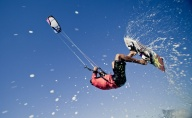 Kitesurf lessen