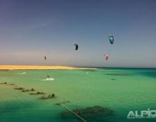 Kite Safari Rode Zee